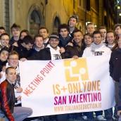 Evento IS+ONLYONE: San Valentino a Roma (13 Febbraio 2011)