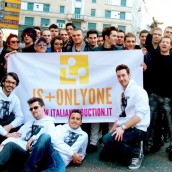 Evento IS+ONLYONE: Women's Day MAKING OF (6 Marzo 2011)